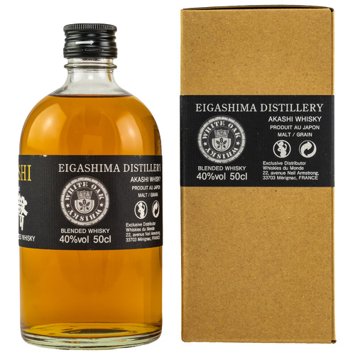 Akashi Meisei - Japanese Blended Whisky