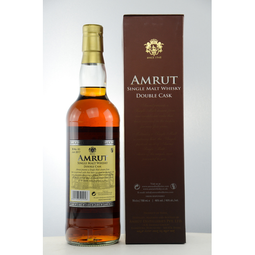 Amrut Double Cask 3rd Edition