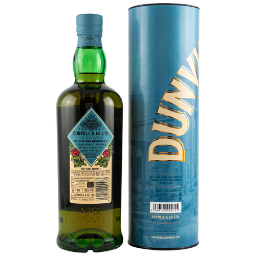 Dunville\'s 12 y.o. Old Irish Malt Whiskey - PX Cask