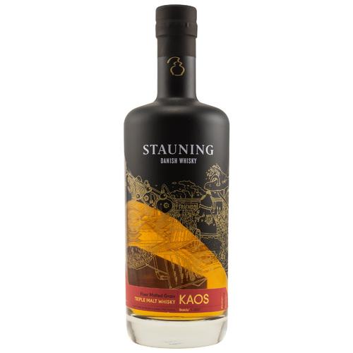 Stauning KAOS- Batch 01-2021 - Danish Whisky