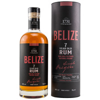 1731 Rum - Belize (Travellers Liquors) 7 y.o.