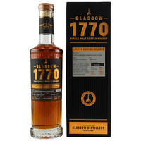 1770 Glasgow Distillery 2015 Single Sherry #174 Butt for Kirsch