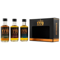 1770 Glasgow Mini Collection 3x5cl