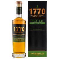 1770 Glasgow Single Malt Scotch Whisky - Peated - Release No. 1