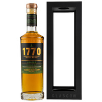 1770 Glasgow Single Malt Scotch Whisky - Peated - Release No. 1 - andere Ausstattung