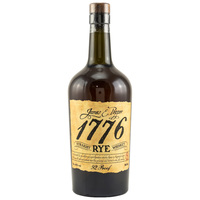 1776 Straight Rye Whiskey - 46% (James E. Pepper)