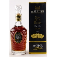 A.H. Riise Non Plus Ultra - Very Rare Rum
