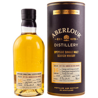 Aberlour 16 y,o, 3rd Fill American Oak Barrel