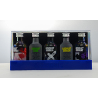 Absolut Five Collection 5 x 0,05