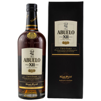 Abuelo XII Two Oaks Double Matured Rum