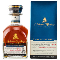 Admiral Rodney Rum - HMS Royal Oak