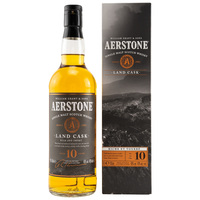 Aerstone Single Malt Scotch - 10 y.o. - Land Cask - Frz. Etikett