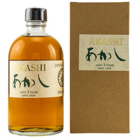 Akashi Single Malt Sake Cask
