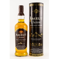 Amrut Fusion - Indian Single Malt Whisky
