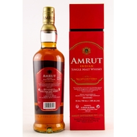 Amrut Madeira Finish - Indian Single Malt - Limited Edition