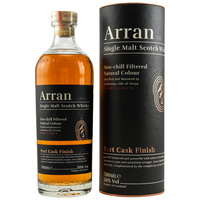 Arran Port Cask Finish - neue Ausstattung