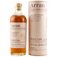 Arran Sherry Cask - The Bodega - neue Ausstattung