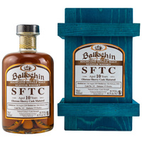 Ballechin 2009/2020 - Straight from the Cask Oloroso Sherry Cask Nr. 183
