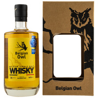 Belgian Owl - Single Malt Bourbon Cask