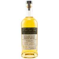Blended Malt Peated Cask Matured (Berry Bros and Rudd) - andere Ausstattung
