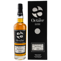 Bowmore 1995/2020 - 25 y.o. - #3727764 - Octave Premium (Duncan Taylor) - UVP: 924,90€