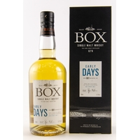 Box Single Malt Whisky Early Day - Batch 001