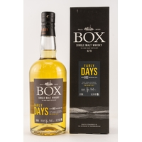 Box Single Malt Whisky Early Days - Batch 002
