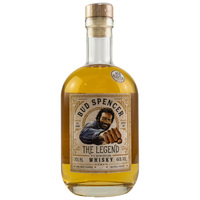 Bud Spencer The Legend Single Malt Whisky - Batch 002 ff.