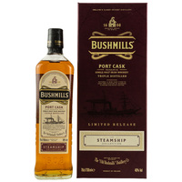 Bushmills Port Cask Reserve - The Steamship Collection