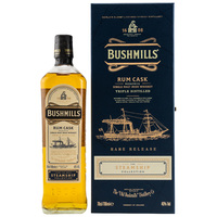 Bushmills Rum Cask Reserve - The Steamship Collection