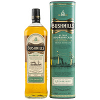 Bushmills Steamship Bourbon Cask - Irish Single Malt - Liter