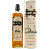 Bushmills Steamship Sherry Cask - Irish Single Malt - Liter