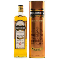 Bushmills Traditional - 1608 Triple Distilled in GP