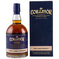 Coillmor Port / Cask Strength - 58%
