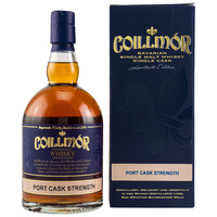 Coillmor Port / Cask Strength - 59,2%