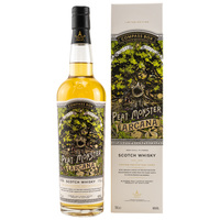 Compass Box Peat Monster Arcana Blended Malt