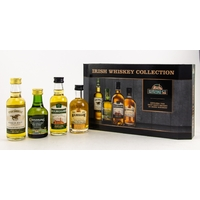 Cooley Irish Collection 4 x 0,05 - neue Ausstattung