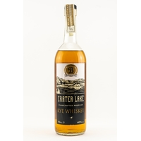 Crater Lake Handcrafted American Rye Whiskey