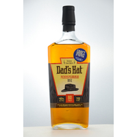 Dads Hat Pennsylvania Straight Rye Whiskey Cask Strength Single Barrel - 60th Anniversary LMDW