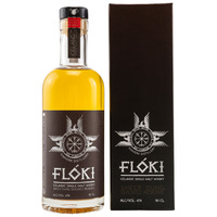 Floki Single Malt Whisky - Sheep Dung Smoked Reserve - Barrel 8