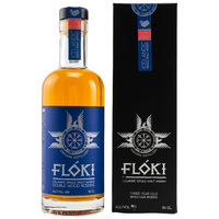 Floki Single Malt Whisky Double Wood - Mead Cask - Batch 2 - UVP: 69,90€