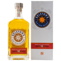 Gelstons 10 y.o. Single Malt Irish Whiskey