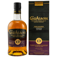 GlenAllachie 12 y.o. Chinquapin Oak Wood Finish - UVP: 61,90€