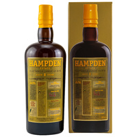 HAMPDEN 8 y.o. - Pure Single Jamaican Rum 46% (mit Barcode)
