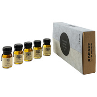 Japanese Whisky Tasting Set 5x0,03l