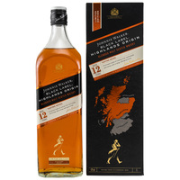 Johnnie Walker Black Label - Highlands Origin