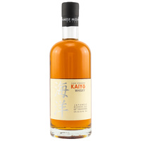 Kaiyo Whisky Mizunara Oak - Cask Strength