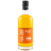 Kaiyo Whisky Mizunara Oak - Peated