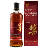 MARS Maltage Cosmo - Blended Malt Whisky - Wine Cask Finish - UVP: 94,90€