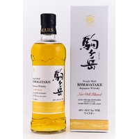 MARS SHINSHU Komagatake Single Malt Limited Edition 2018